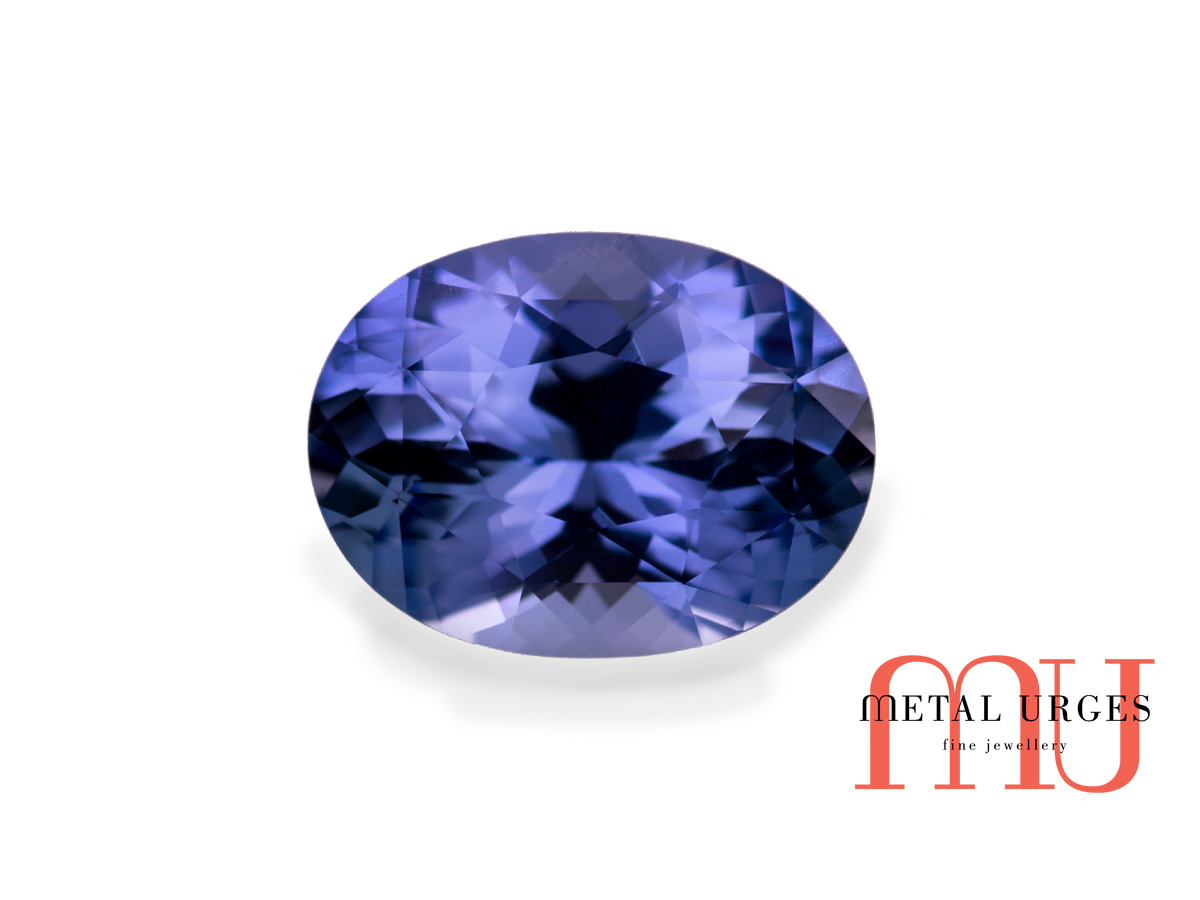 Natural loose blue sapphire