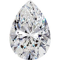 Diamond cut - Pear