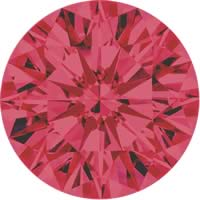 Pink diamonds - pink - 1P