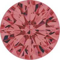 Pink diamonds - brownish pink - 3BP