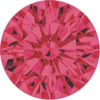 Pink diamonds - pink - 3P