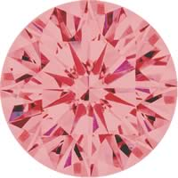 Pink diamonds - pink - 7P