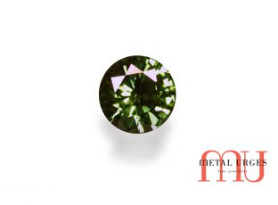 Natural Green sapphire, Brillaint Cut Jewellers Hobart, Melbourne