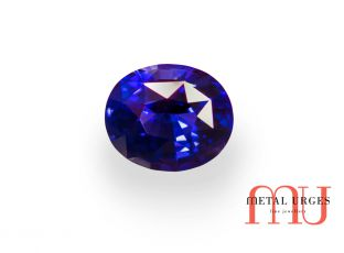 Ethical blue sapphire